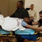 Random image: tracy-mcgrady-back-injury-stretcher