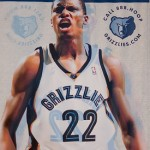 Random image: rudy gay sign