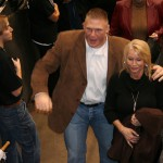 Random image: Playing-sports-with-diverticulitis-Brock-Lesnar-photo