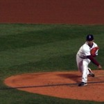 Random image: pitching-with-an-elbow-sprain-daisuke-matsuzaka-photo